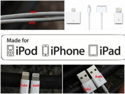 Phân biệt phụ kiện iPhone chính hãng
