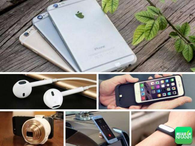 Kinh nghiệm chọn mua phụ kiện iPhone 6